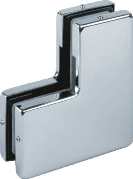 aluminum cover patch fitting for glass wall F025