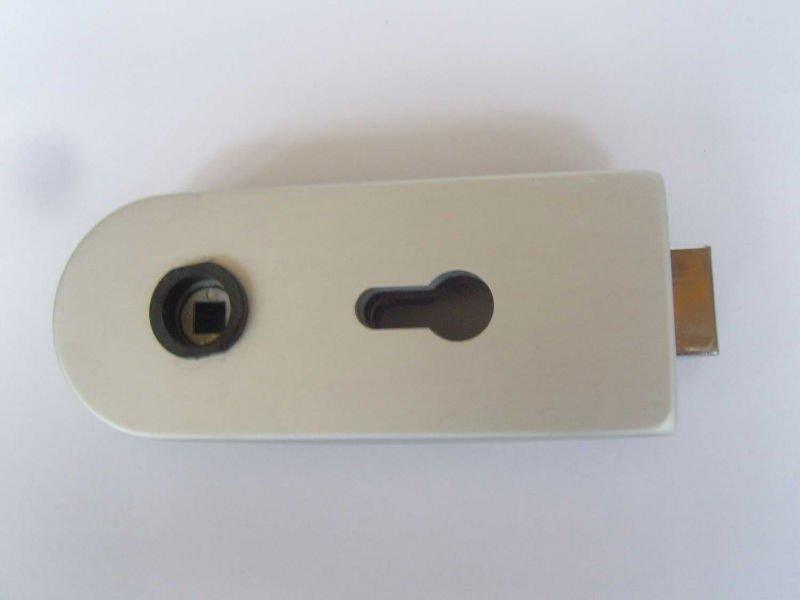 tempered glass door lock 1601
