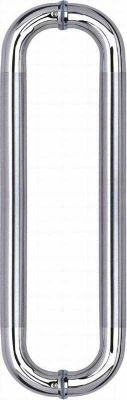 commercial glass door pull handle for glass SH260